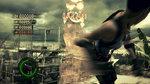 Resident Evil 5: Mode versus - Mode versus
