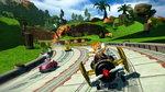 Sonic & Sega All Stars Racing annoncé - Premières images