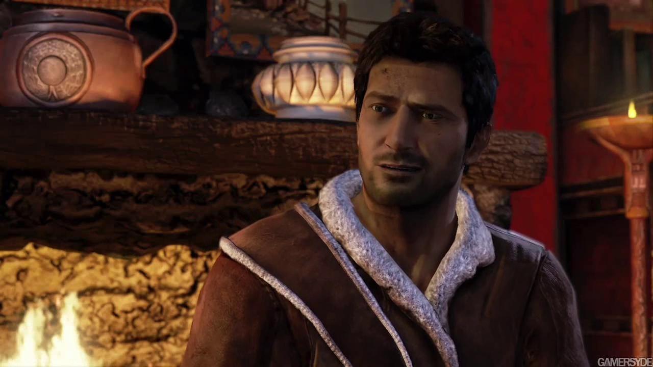 神秘海域2 盗亦有道 E3惊人实机影片 画面展示