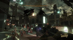 Four screenshots of Halo ODST - 4 images