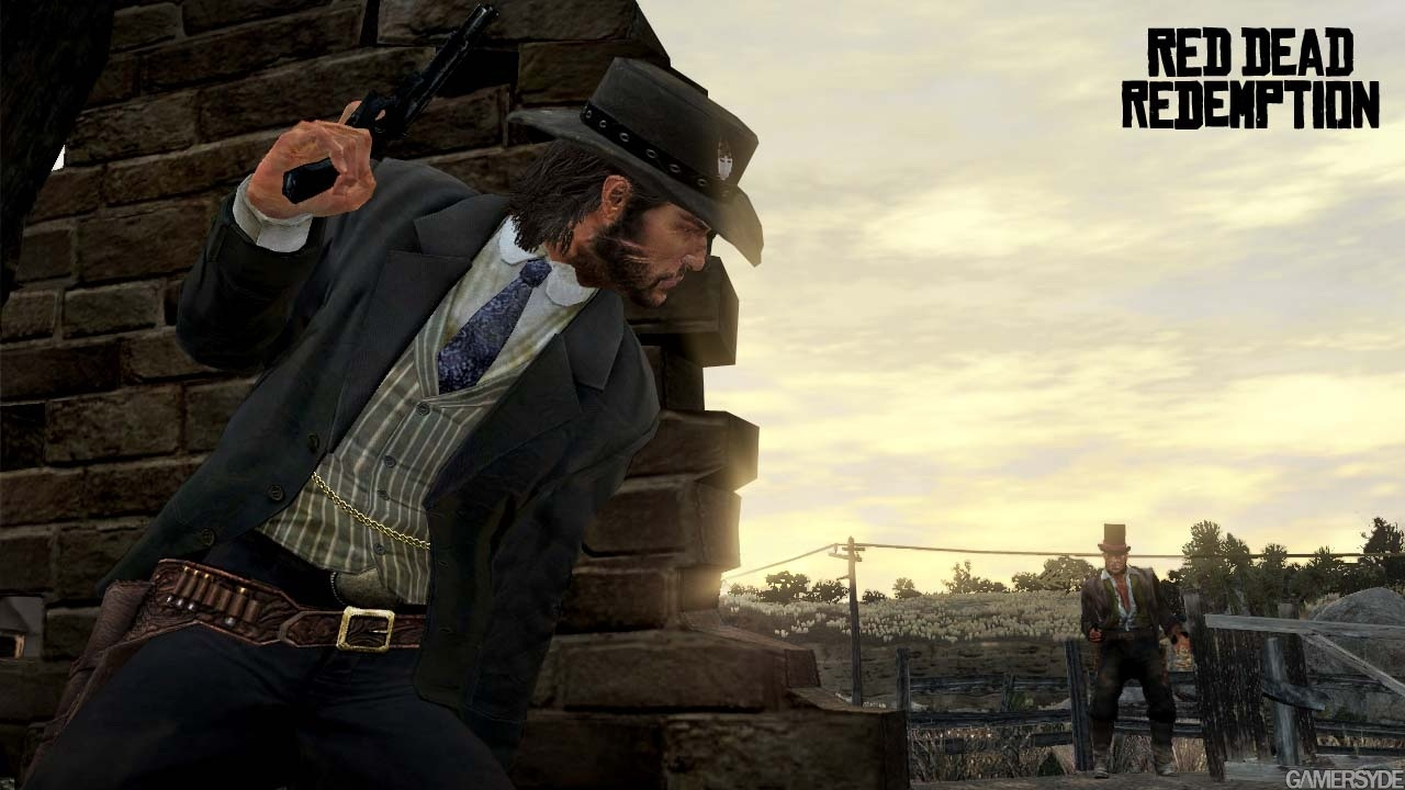 Gamingheap: Halfway through Red Dead Redemption! - PS3