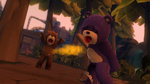 Naughty Bear is attacking - 7 images