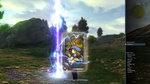 E3 : Le plein d'images et un trailer pour FFXIV - Screenshots combat