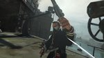 Dishonored first screen - First screen