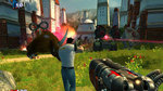 Serious Sam 2: 6 screens - 6 multiplayer images