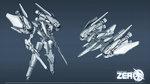 Strike Suit Zero announced - Artworks