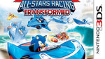 Sonic & All-Stars RT gets a date - Packshots