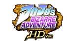 JoJo's Bizarre Adventure returns - Logo