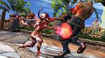 GC: Tekken Tag 2 strikes a pose - Manga Artist Tie-Up