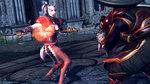 GC : Tekken Tag 2 prend la pose - Manga Artist Tie-Up