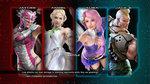 GC: Tekken Tag 2 strikes a pose - Artworks