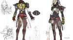 GC : Tekken Tag 2 prend la pose - Artworks