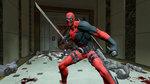 New screens of Deadpool - 5 screens