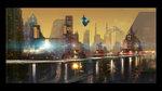 Flashback HD officiellement annoncé - Concept Arts