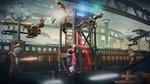 Capcom announces Strider - SDCC: Screens