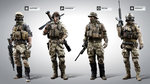 GC: Battlefield 4 multiplayer trailer - MP Character Renders