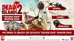 <a href=news_e3_dead_island_2_annonce-15436_fr.html>E3: Dead Island 2 annoncé</a> - Pre-Order Bonus