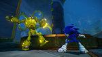 Line-up WiiU : nos impressions - Sonic Boom - Images E3