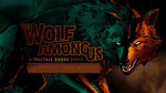 The Wolf Among Us finale dated - Cry Wolf Key Art