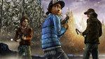 The Walking Dead: Episode 4 trailer - Amid the Ruins Key Art