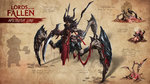 Lords of the Fallen expose ses péchés - Infiltrator Lord Concept Art