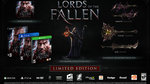 Lords of the Fallen expose ses péchés - Limited Edition