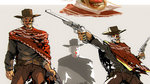 Hard West ou le Western-horror tactique - Character Arts