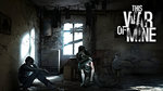 This War of Mine new screens - Logo Artwork