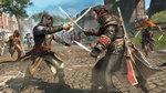 Assassin's Creed Rogue new trailer - Shay vs Adewale