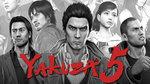 PSX: Yakuza 5 hitting West in 2015 - Artwork