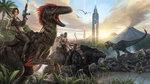Open-world dino game ARK revealed - Key Art