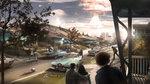 E3: Fallout 4 new screens - E3: concept arts