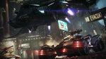 E3: Batman getting ready - E3 images