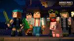 Minecraft: Story Mode first trailer - Screenshot