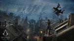 AC Syndicate: animated short, screens - SDCC screens
