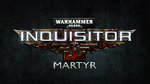 W40K: Inquisitor - Martyr announced - Logo
