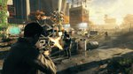 GC: Quantum Break screens - GC: screens