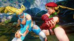 Street Fighter V dévoile R. Mika - 12 images
