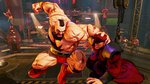 Street Fighter V illustre Zangief - 11 images