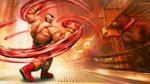 Street Fighter V illustre Zangief - Artwork Zangief