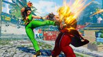 Street Fighter V unveils Laura - 13 screens