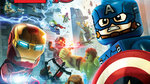 New trailer of LEGO Marvel's Avengers - Key Art