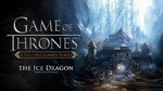 Game of Thrones comes to an end - The Ice Dragon Key Art
