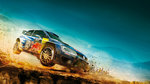 DiRT Rally is out for PC, in April for consoles - Key Art