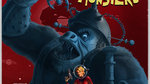 The Deadly Tower of Monsters is out - Posters