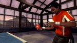Table Tennis videos - Side Spin