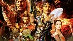 Romance of the Three Kingdoms XIII goes West - Key Art