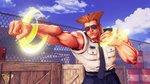 Street Fighter V : Guile s'illustre - Images Guile