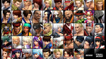 KOF XIV releasing Aug. 23, new trailers - Characters