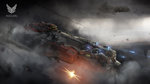 Dreadnought s'offre une béta fermée - Concept Arts Hero Ships
